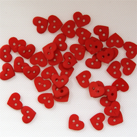 Micro Mini Red Hearts